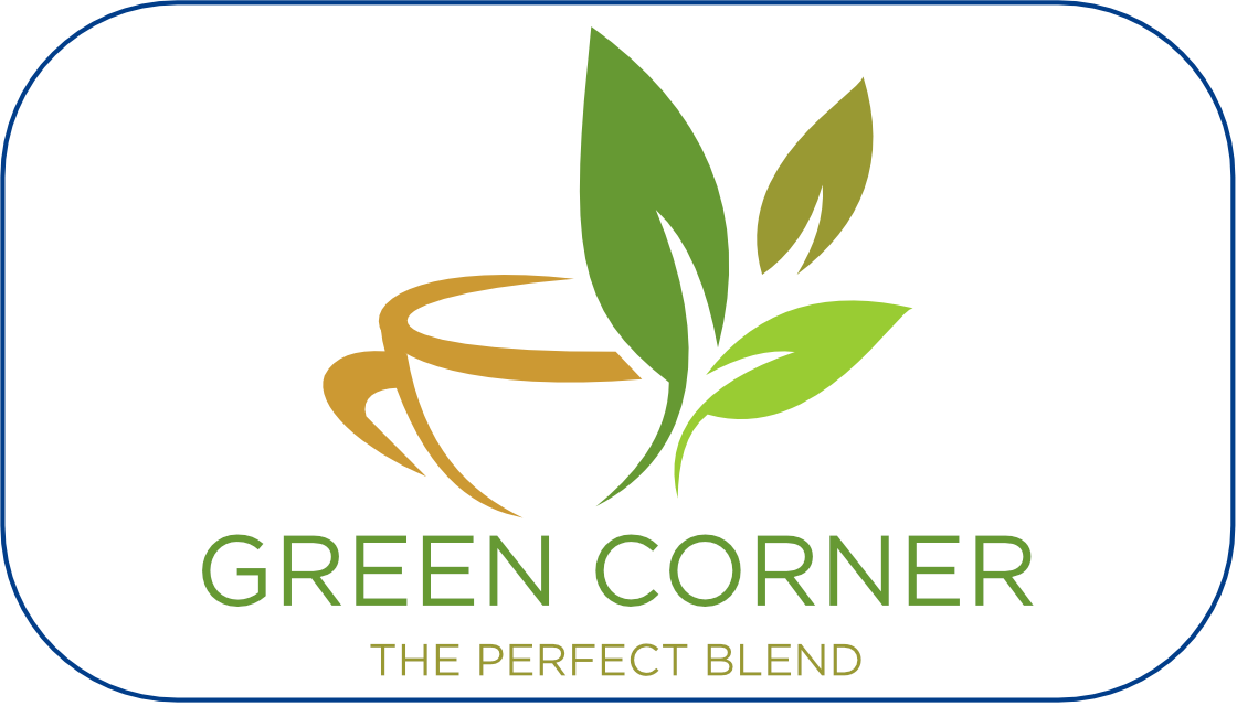 Green Corner Logo Design Sample
